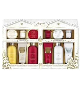 Baylis & Harding For Her Ultimate House Collection / Baylis & Harding For Him Ultimate House Collection Half Price now £12.50 each C+C @ Boots (offer of the week)