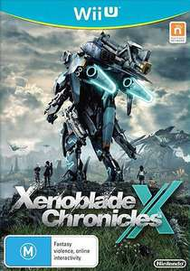 [Wii U] Xenoblade Chronicles X - £17.95 - eBay/TheGameCollection
