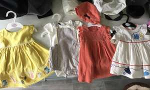 Baby clothes, M&S, £1.79, reduced from £18 - in store only