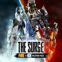 The Surge: Fire and Ice weapon pack DLC (PS4/XB1/PC) Free