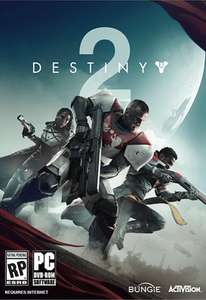 Destiny 2 PC -15% off both standard and deluxe preorder £38.24 @ Greenman gaming