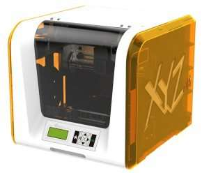 XYZ Printing da Vinci Junior 3D Printer @ £179.98 on Ebuyer