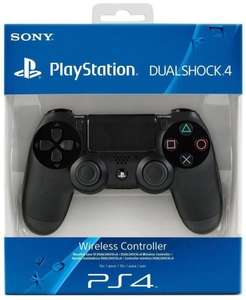 PlayStation 4 Dualshock 4 Wireless Controller - Black £24.99 @ Maplin - c&c