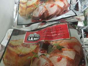 Sliced duck breast  £1 @ Farmfoods