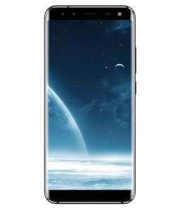 LEAGOO S8 5.72 Inch Dual Front & Rear Camera 3GB RAM 32GB ROM MT6750T 1.5GHz Octa Core 4G Smartphone (UK 4G Support) Blue / Black £93.21 Delivered with code (PRE-ORDER)@ Banggood
