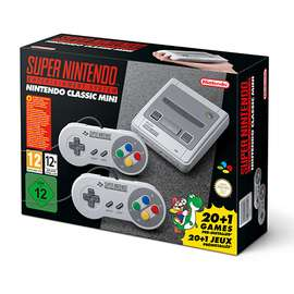 SNES Mini Super Nintendo Entertainment System Classic Edition - £79.99 @ GAME