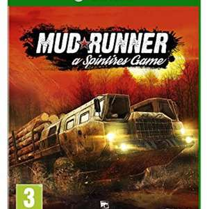 Spintires: Mudrunner for Xbox One / PS4 £21.85 @ ShopTo
