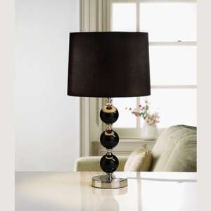 New York Traditional Table Lamp £1 @ B&M Instore deal.