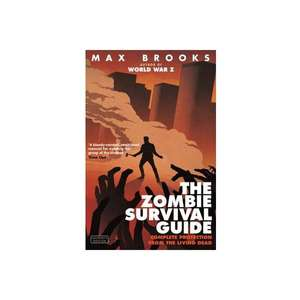 The Zombie Survival Guide: Complete Protection From The Living Dead SIGNED by author Max Brooks £5.99 @ Forbidden Planet