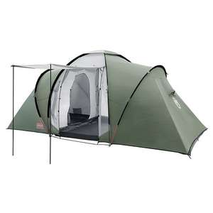 Coleman ridgeline 4 man vis a vis tent FREE delivery from Amazon - £75.24