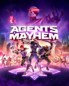 Agents of Mayhem - Steam - 66% Off - £13.59 - Deep Silver Publisher Weekend