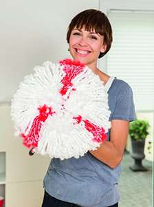Expensive mop becomes less expensive...£24.85 @ Amazon