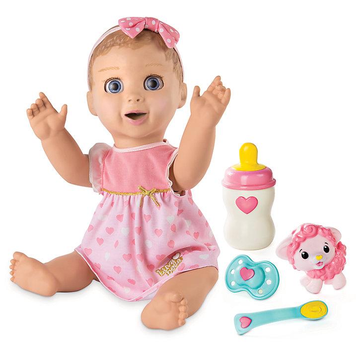 Luvabella Baby Doll - £99.99 @ John Lewis