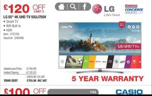 LG 55UJ750V - Costco Members Only