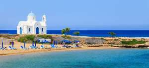 Bargain Cyprus winter sun holiday £96pp - 7nts hotel & flights @ Holiday Pirates (12th Dec to 19th Dec - from London Stansted)
