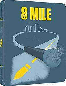 8 Mile - Limited Edition Futurepak Steelbook Blu-ray £4.50 delivered @ Zoom