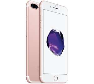 iPhone 7 Plus Rose Gold 32GB Like New £452 at O2 Refresh
