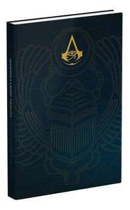 Assassins Creed Origins Collectors Edition Hardcover Guide Amazon £13.59