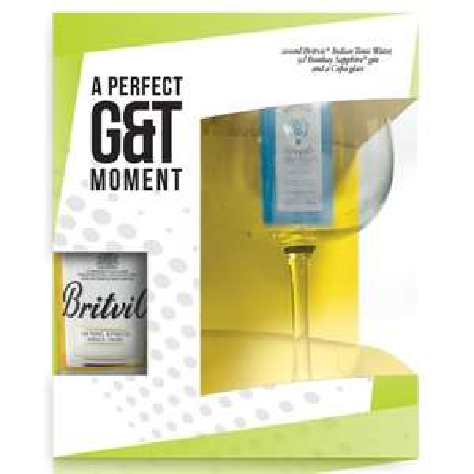 gin & tonic gift set £4.99 at B&M