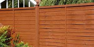 Ronseal Outdoor Fence Paint £6.99 / £9.99 Instore @ Poundstretcher