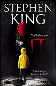 Stephen King IT - Film tie in edition - book £5 delivered @ Tesco Direct