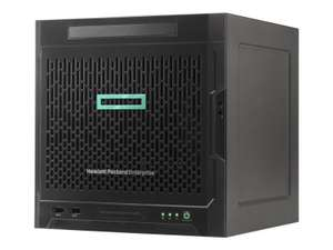 HP MicroServer (Latest Gen10) - £50 HP Cashback - £219.24 (£169.24 after cashback) @ eBuyer