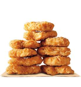 9pcs Chicken nuggets with fries £1.99 @ Burger King