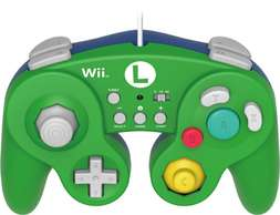 WII U hori Gamepad Controller - Luigi £12.50 - GAME