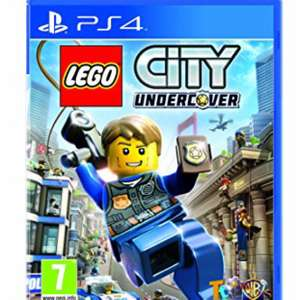 Lego City undercover PS4 £18.95 @ Base