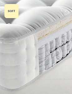 Up to 50% off mattresses at Marks & Spencer