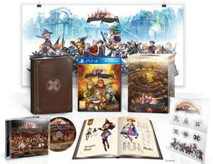 Grand Kingdom - Launch Edition, Limited Edition - Vita, PS4 - £15-£32.50 @ GAME