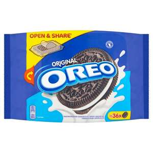 OREO COOKIES 36 Pack 50p! - Stuff yer faces! instore at Tesco
