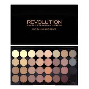 Makeup Revolution Ultra 32 Shade Palette Flawless Matte now £5 delivered at Superdrug