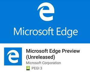 Microsoft Edge Browser Available For Android
