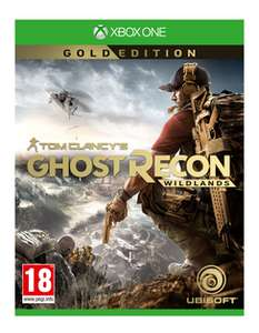 Tom Clancy's Ghost Recon Wildlands Gold Edition (Xbox One & PS4) £34.99 Delivered at GAME
