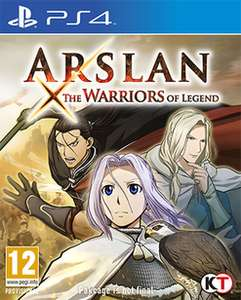 Arslan: The Warriors of legend (PS4/XB1) £7 / Fate extella: The umbral star (PS4) £10 @ GAME