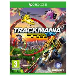 Trackmania TM Turbo (Xbox One) £12.00 Delivered @ GAME