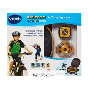 Kidizoom action camera £29.99 (+£1.99 C&C / £3.99 Delivery) @ tkmaxx