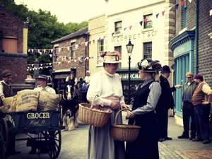 20% off family ticket to all 12 Ironbridge (Shropshire) museums.