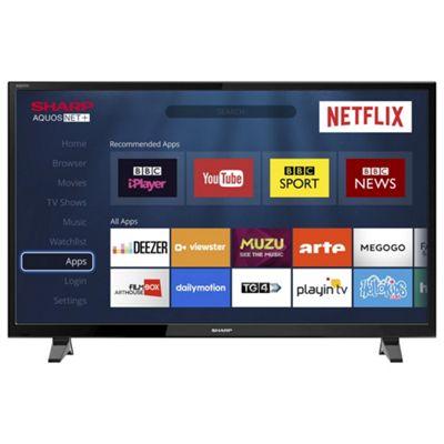 "Sharp LC-32HG5141K 32"" Smart HD Ready LED TV £169 at Tesco"