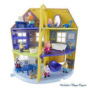 Peppa pig family home on amazon - £27.98
