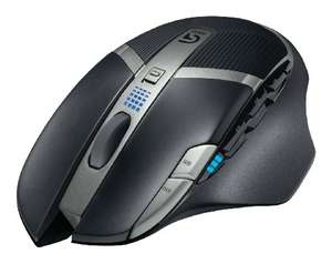 Logitech G602 Wireless Gaming Mouse - £39.99 @ Amazon