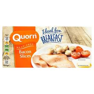 Quorn Bacon - Very Rarely On Offer- Only £1.00 @ Morrison's