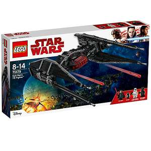 LEGO Kylo Ren's TIE Fighter Set 75179 - £59.99 @ disneystore with code DJTREAT20