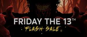 Oculus Store - Friday the 13th Flash Sale - Up to 86% off Games, plus free Ripcoil game with a purchase