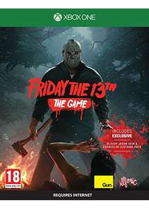 Friday 13th game on PS4/Xbox One £23.84 	Base.com