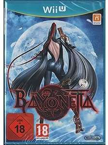 Bayonetta (Wii U) preowned £6 @ CEX instore (+£1.50 delivered)