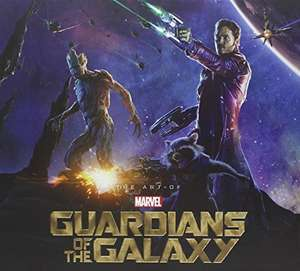 Marvel's Guardians of the Galaxy: The Art of the Movie - £1.69 Kindle Edition - Amazon
