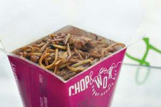 48% Off at Chop and Wok @ Groupon
