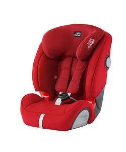 Britax Romer Evolva 123 SL SICT Car Seat - Flame Red - £118.79 @ Boots